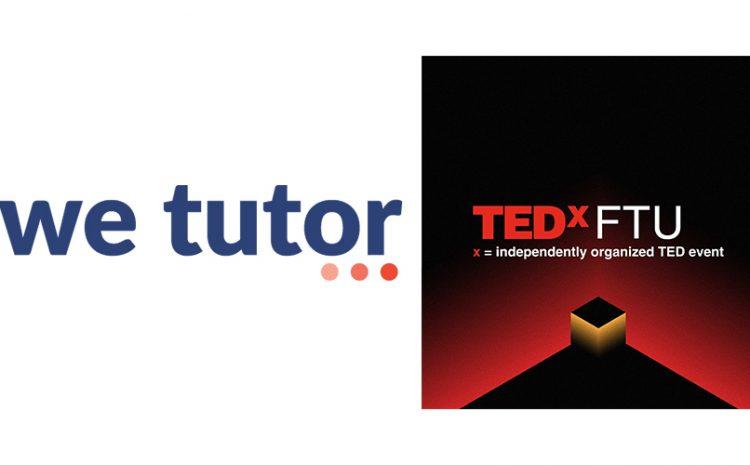 we tutor và sự kiện tedxftu