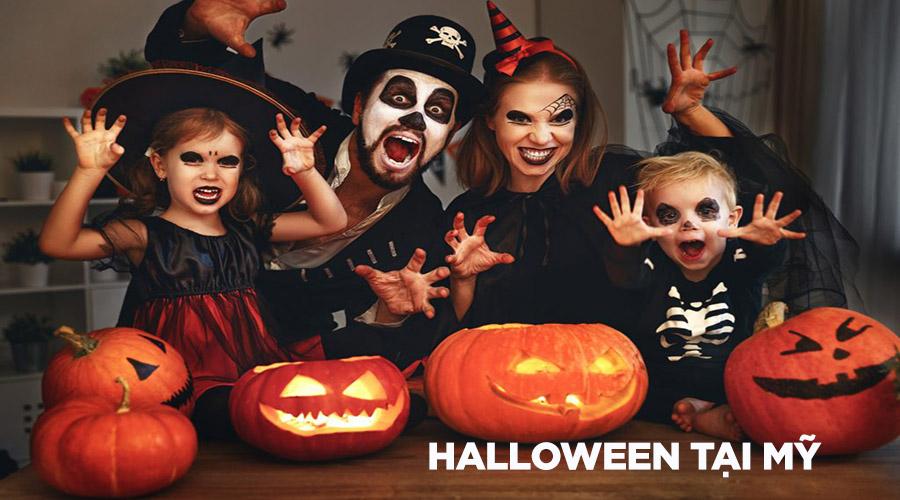 halloween tại mỹ
