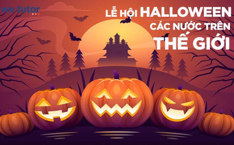 Halloween trên thế giới